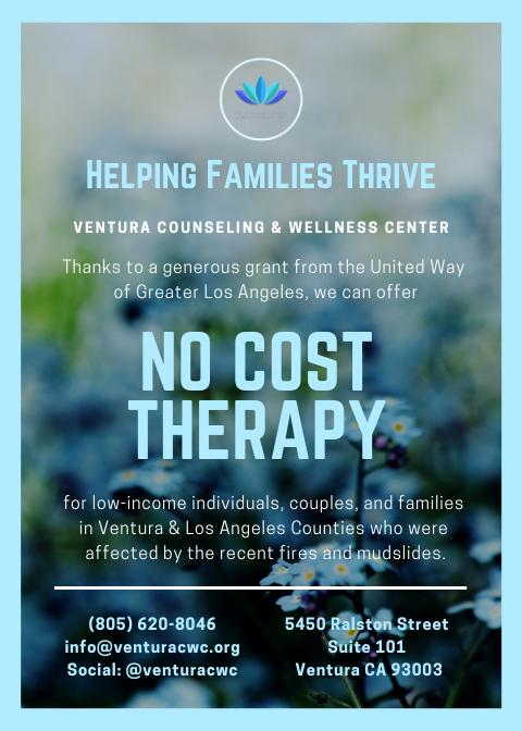 Thriving After Surviving: No-Cost Therapy at VCWC